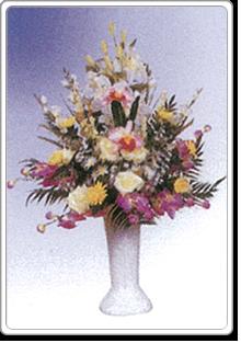 シルク造花